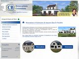 Rénovation, extension, maison, logement, finsitère - CB Construction